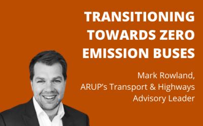 New Executive and Towards Zero Emission Buses