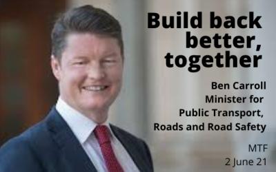 Build back better, together